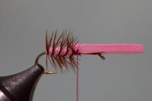 Pink Western Lady Hopper
