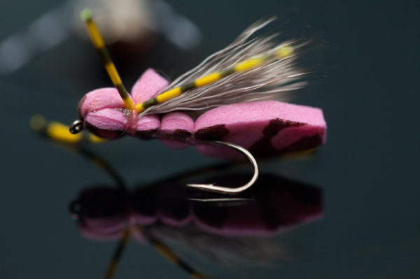 pink camo foam gfa hopper