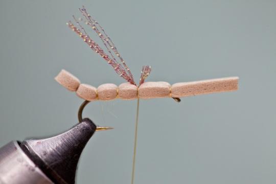 flash hopper wing