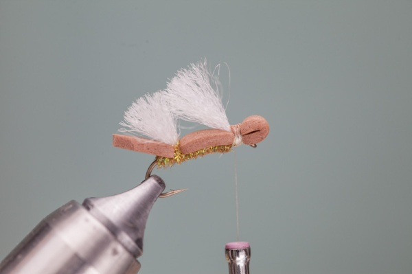 Tying Foam Hoppers