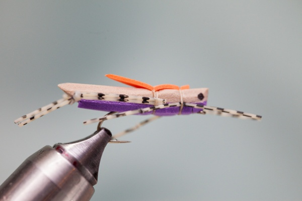 how to tie a Morrish Hopper