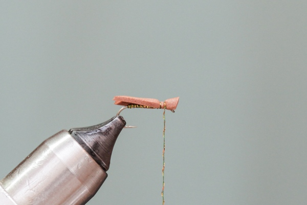 Veevus fly tying thread