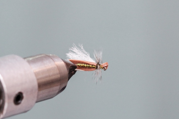 1mm Foam Caddis Fly