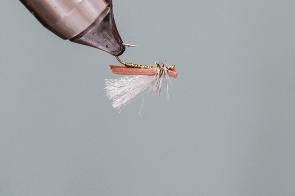 Simple Foam Caddis Fly