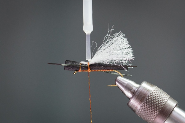 glue with zap a gap fly fishing adhesive